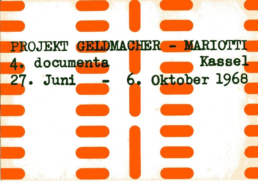 "Link zum Projekt ""Projekt Geldmacher-Mariotti, Kassel"""